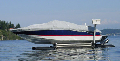 O'Ryan Marine Boating Services - Sunstream Boat Lifts & Canopies